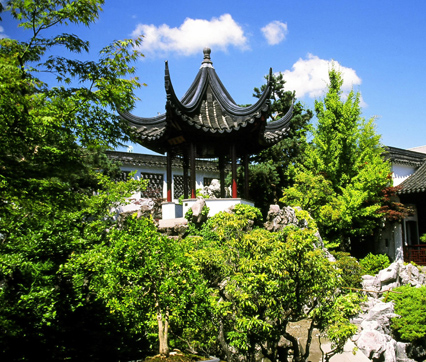 Vancouver attractions for Conception jardin chinois