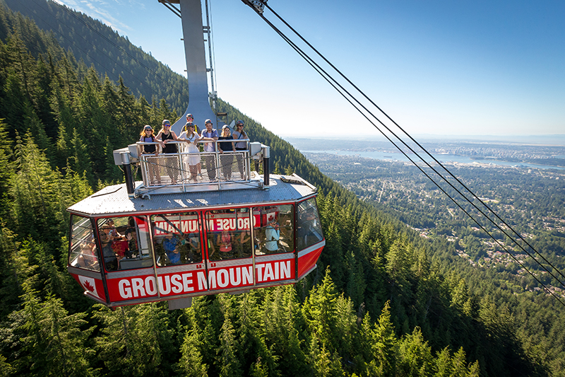 Grouse Mountain | Vancouver Attractions